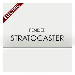 STRATOCASTER - ELETTRICHE