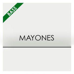 MAYONES - BASSI