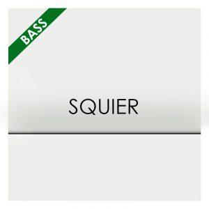 SQUIER - BASSI