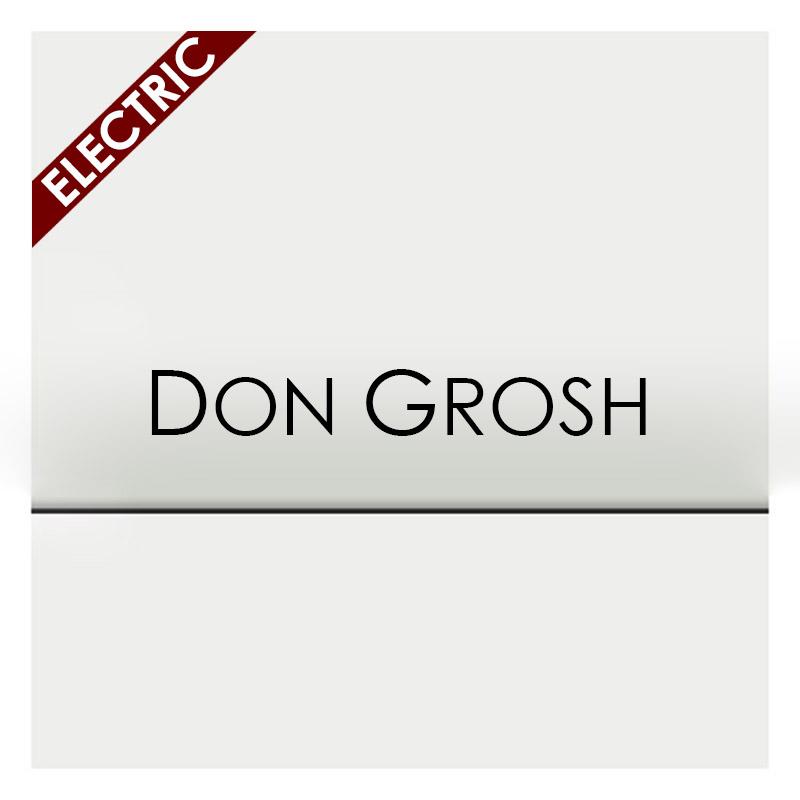 Don-Grosh-elettriche